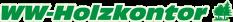 Logo Holzkontor, Westerwälder Massivholzdiele, Bauholz Verkauf
